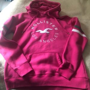 Hollister hoodie very good condition size Medium